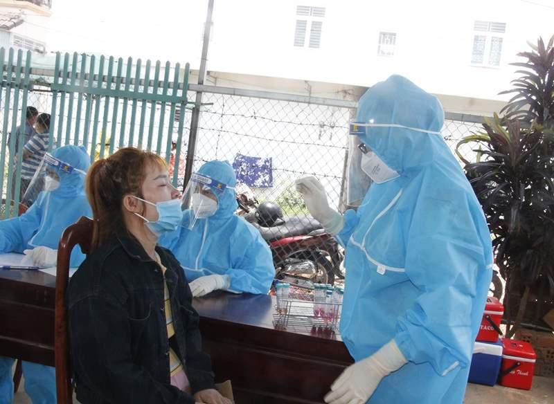 Tất cả người dân ở khu vực phong tỏa đã có kết quả xét nghiệm âm tính với SARS-CoV-2