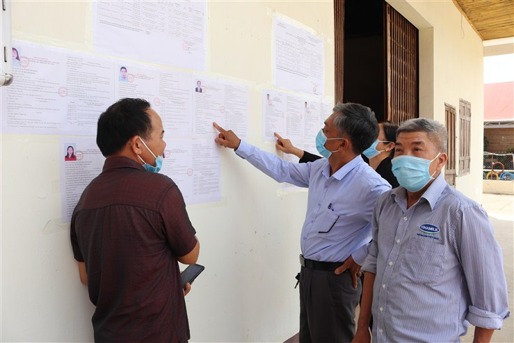 Huyện Krông Ana sẵn sàng cho ngày hội toàn dân