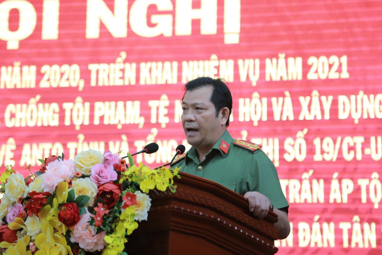 Phỏng vấn  Đại tá Lê Vinh Quy, Giám đốc Công an tỉnh Đắk Lắk về công tác bảo đảm an ninh, an toàn cho cuộc bầu cử trên địa bàn tỉnh.