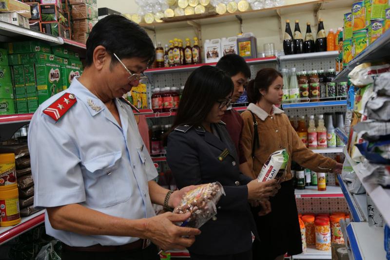 Tháng hành động vì an toàn thực phẩm: Xử lý 10 cơ sở vi phạm