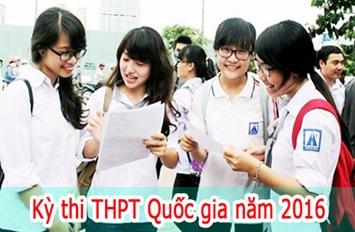 Tăng cường công tác tuyên truyền kỳ thi THPT quốc gia năm 2016