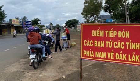 Đề nghị phối hợp, hỗ trợ đưa công dân tỉnh Đắk Lắk đang tạm trú tại các tỉnh Bình Dương, Đồng Nai và Tây Ninh trở về địa phương