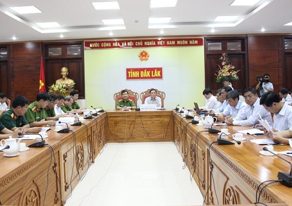 Hội nghị trực tuyến sơ kết 05 năm thực hiện Chỉ thị số 1634/CT-TTg của Thủ tướng Chính phủ về công tác phòng cháy, chữa cháy và cứu nạn, cứu hộ