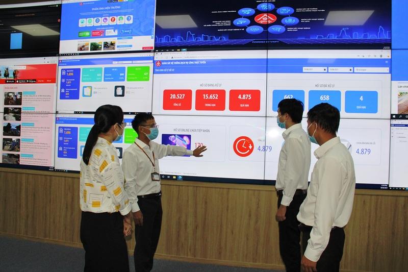 """Trung tâm IOC : """"Bộ não số"""" cho đô thị thông minh"""