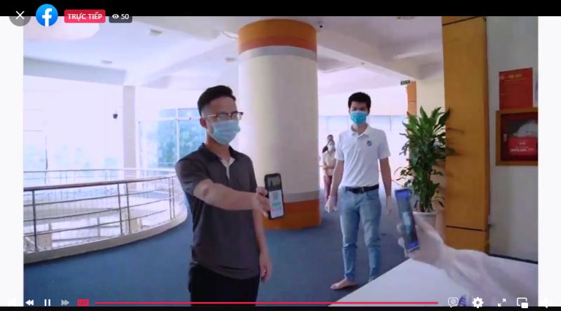Đắk Lắk tập huấn triển khai Nền tảng công nghệ hỗ trợ công tác phòng, chống dịch COVID-19