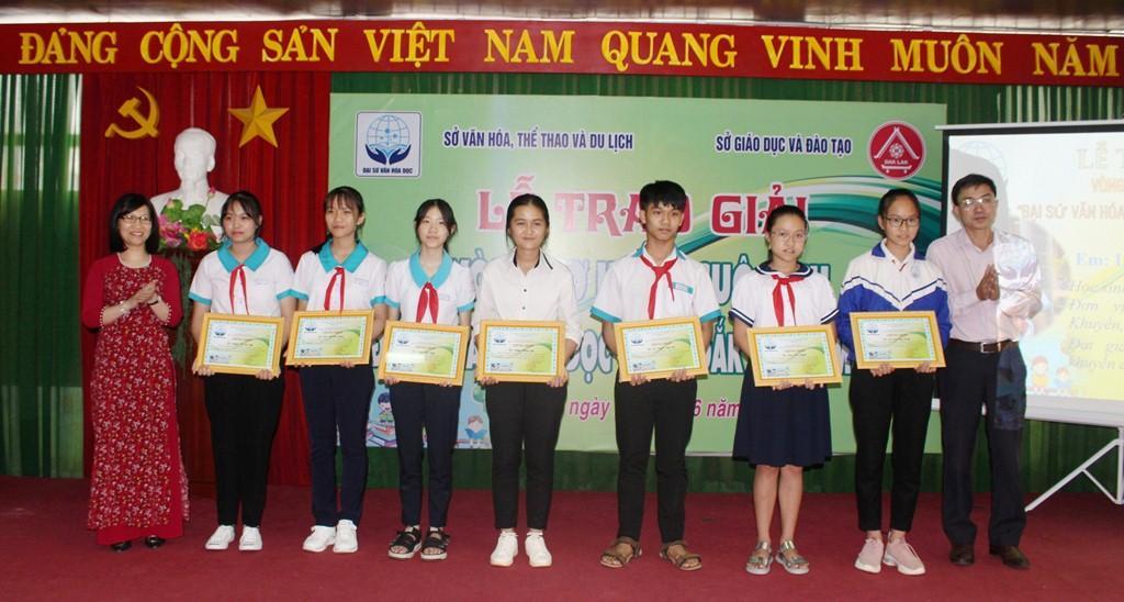 Công bố kết quả Cuộc thi Đại sứ văn hóa đọc tỉnh Đắk Lắk năm 2021