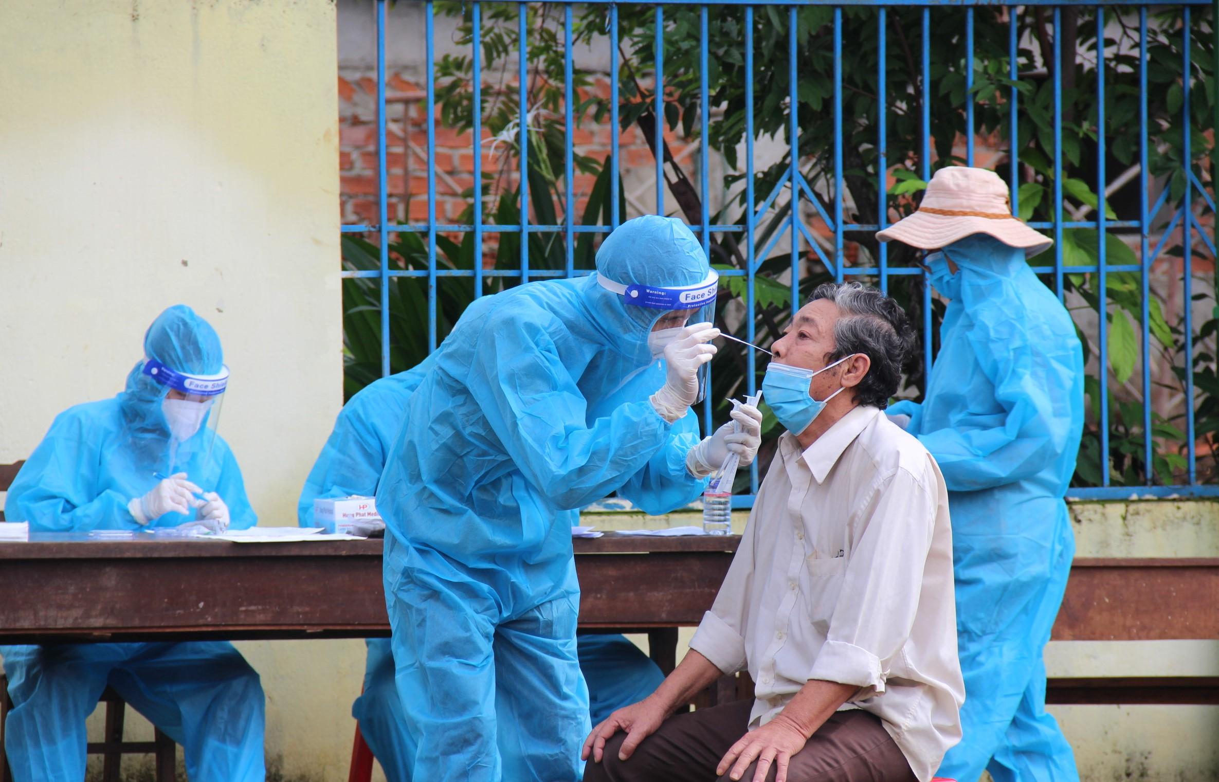 Đắk Lắk ghi nhận 37 trường hợp dương tính với SARS-CoV-2 trong ngày 31/8