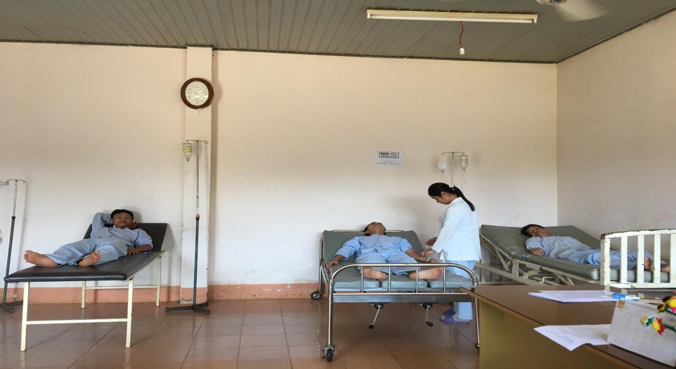 Quyết định ban hành kế hoạch xử lý tình huống khi dịch COVID-19 xảy ra tại Cơ sở Điều trị, cai nghiện ma túy tỉnh Đắk Lắk