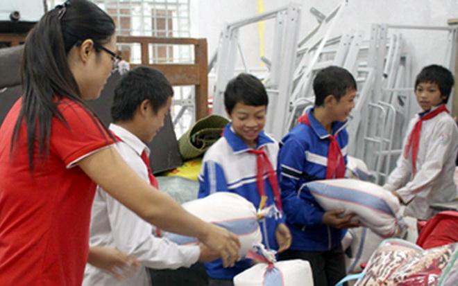 Tham mưu UBND tỉnh xuất gạo dự trữ quốc gia hỗ trợ học sinh học kỳ I năm học 2021 – 2022