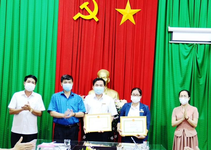 UBND huyện Krông Năng sơ kết công tác CCHC 09 tháng đầu năm 2021