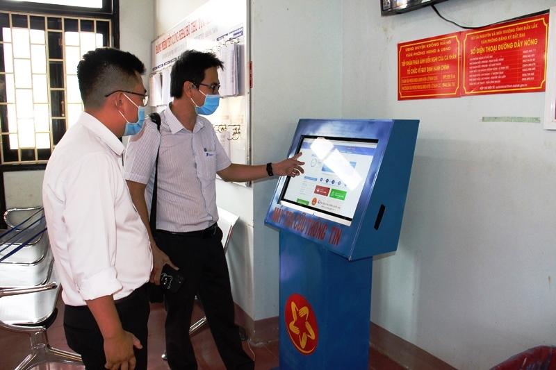Đắk Lắk hoàn thành kết nối thử nghiệm Hệ thống hội nghị truyền hình đến cấp xã trước ngày 20/9
