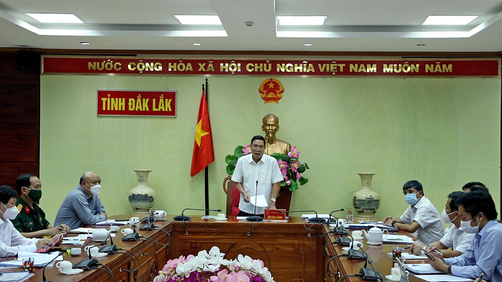 Bộ Giao thông vận tải làm việc với UBND tỉnh về Dự án đường bộ cao tốc Khánh Hòa – Buôn Ma Thuột