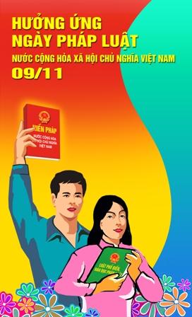 Kế hoạch hưởng ứng Ngày Pháp luật nước Cộng hòa xã hội chủ nghĩa Việt Nam trên địa bàn tỉnh năm 2021