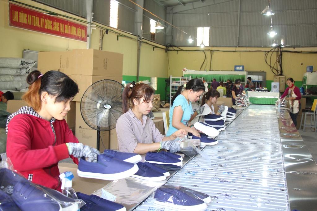 Đắk Lắk cấp phép cho doanh nghiệp Hàn Quốc xây dựng nhà máy sản xuất giày da