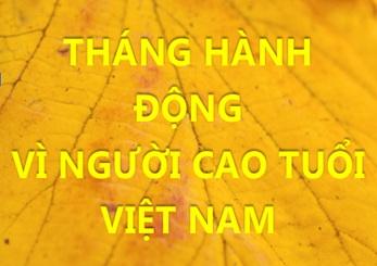 """Triển khai """"Tháng hành động vì Người cao tuổi Việt Nam"""""""