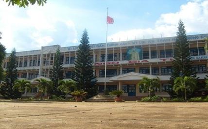Mở phân hiệu Trường THPT Ngô Gia Tự tại xã Ea Ô, huyện Ea Kar