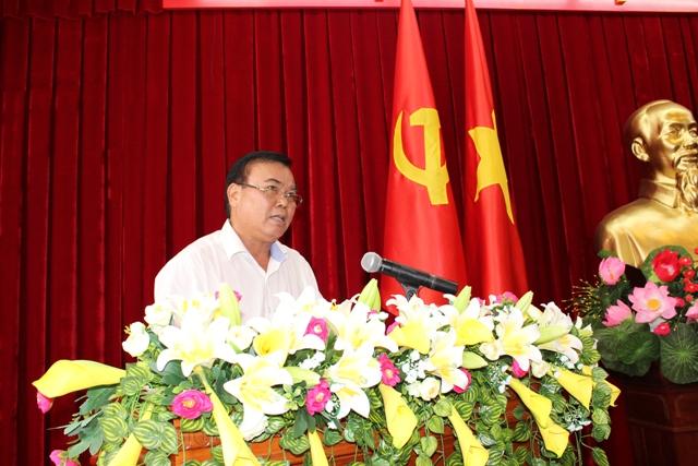 Hội nghị Ban chấp hành Đảng bộ tỉnh lần thứ 5 (mở rộng)