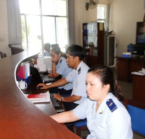Hải quan Đắk Lắk làm tốt công tác cải cách hành chính tạo điều kiện thuận lợi cho hoạt động thương mại, đầu tư.