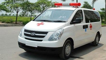 Bổ sung định mức xe chuyên dùng cho các đơn vị trực thuộc Sở Y tế