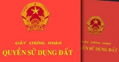 Chuyển mục đích sử dụng đất của Công ty cổ phần Sách- Thiết bị trường học Đắk Lắk