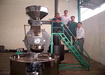 Mua sắm thiết bị dạy nghề chế biến Cà phê – Ca cao cho Trường Cao đẳng nghề Thanh niên dân tộc Tây Nguyên