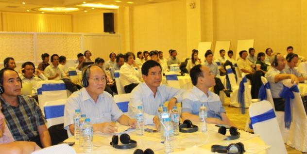 Hội thảo chia sẻ kiến thức về quản lý thủy nông – Những kinh nghiệm từ khu vực Châu Á.