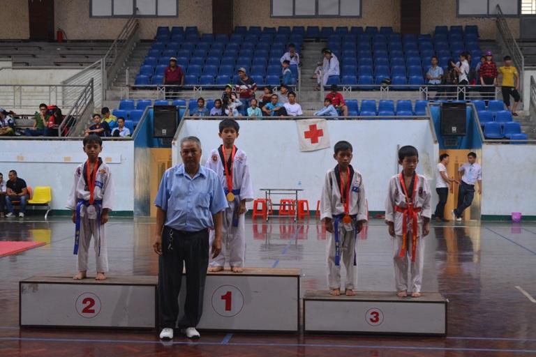 Bế mạc giải Taekwondo vô địch các lứa tuổi tỉnh Đắk Lắk năm 2016.