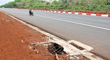 Xây dựng tuyến đường nối từ xã Ea Drơng, huyện Cư M'gar đến xã Hòa Đông, huyện Krông Pắc