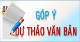 Góp ý kiến dự thảo các văn bản hướng dẫn thi hành Luật ngân sách Nhà nước