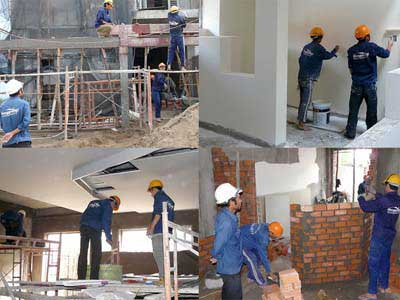 Phê duyệt Báo cáo kinh tế kỹ thuật công trình: Sửa chữa nhà làm việc, công trình hạ tầng thuộc Sở Kế hoạch và Đầu tư