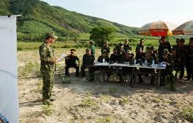 Phê duyệt quyết toán dự án: Quy hoạch Trường bắn, thao trường huấn luyện tổng hợp huyện Lắk