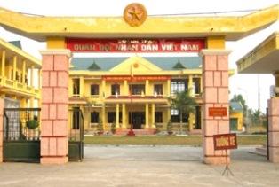 Đầu tư Trụ sở Ban Chỉ huy Quân sự xã Ea Tiêu, Ea Ktur và san ủi mặt bằng xây dựng thao trường huấn luyện huyện Cư kuin