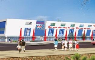 Khảo sát thực hiện dự án đầu tư Siêu thị Co.op Mart thị xã Buôn Hồ