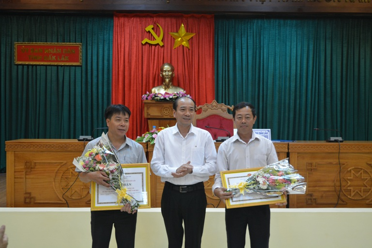 Toàn tỉnh có 9 xã đạt chuẩn nông thôn mới.