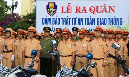 Tăng cường công tác bảo đảm trật tự, an toàn giao thông trên địa bàn tỉnh