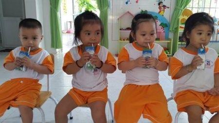 Thực hiện Chương trình Sữa học đường