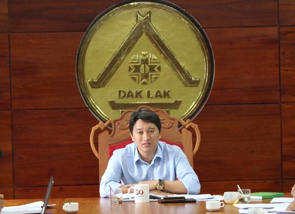Kết luận của đồng chí Nguyễn Hải Ninh – Phó Chủ tịch Thường trực UBND tỉnh tại cuộc họp bàn về công tác tái canh cây cà phê