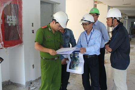 Tăng cường công tác kiểm tra an toàn PCCC tại các cơ sở trọng điểm về cháy, nổ