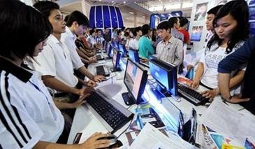 Tổ chức điều tra ứng dụng máy tính và Internet ở các cơ quan hành chính năm 2016