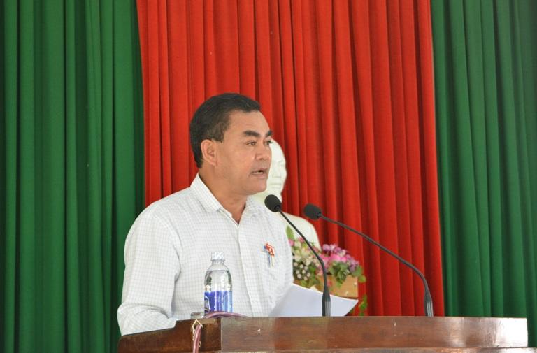 Đại biểu Quốc hội tỉnh, Đại biểu HĐND tỉnh cần nêu cao tinh thần trách nhiệm, nói đi đôi với làm, tập trung giải quyết các bức xúc của nhân dân.