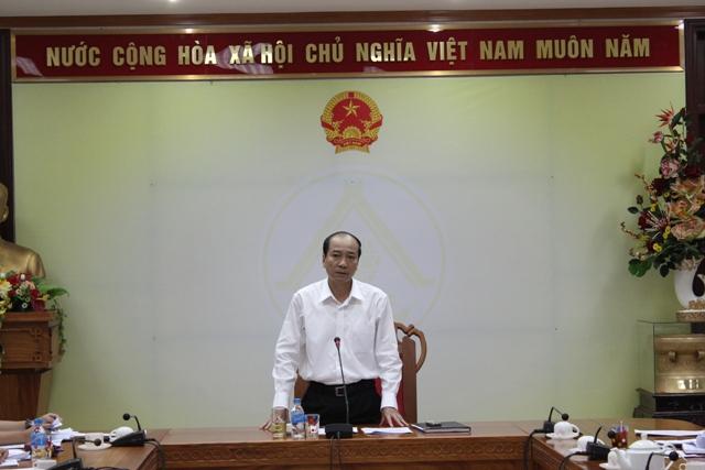 UBND tỉnh Sơ kết tình hình thực hiện kế hoạch phát triển kinh tế, xã hội, đảm bảo an ninh, quốc phòng giữa tháng 8/2016.