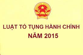 Triển khai thi hành Luật Tố tụng hành chính năm 2015