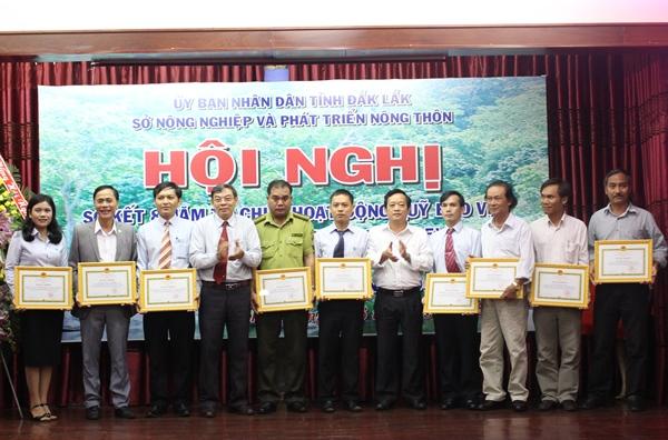 Đắk Lắk: Huy động hơn 205 tỷ đồng vào Quỹ Bảo vệ và Phát triển rừng