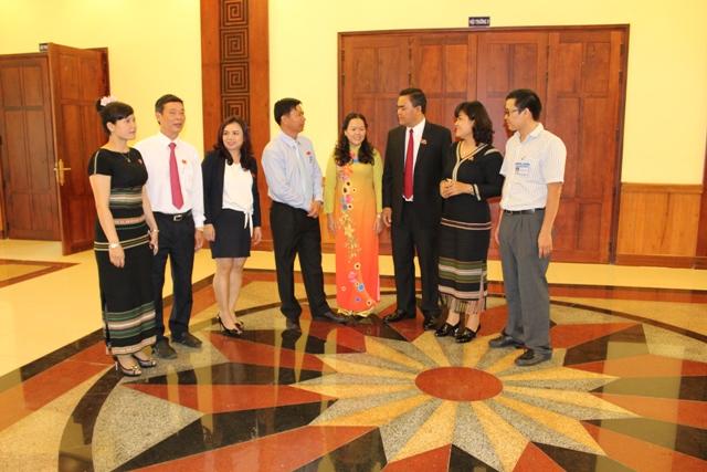 Khai mạc Kỳ họp thứ 2, HĐND tỉnh Đắk Lắk khóa IX