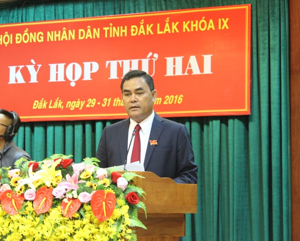 Bế mạc Kỳ họp thứ 2, HĐND tỉnh Đắk Lắk khóa IX