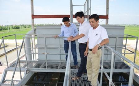 Đầu tư xây dựng, lắp đặt thiết bị xử lý nước sạch cho Đồn Biên phòng Yok M'Bre (741)