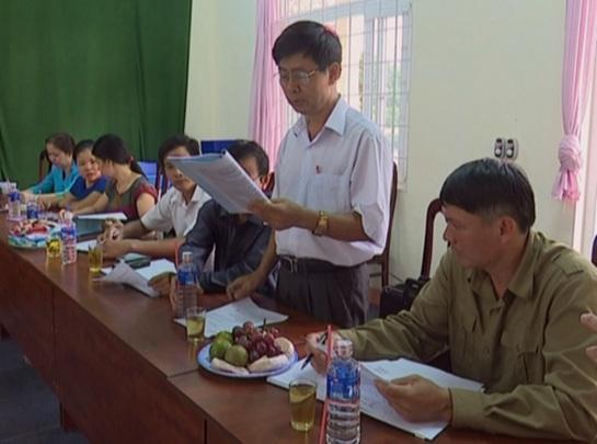 Bộ Giáo dục và Đào tạo kiểm tra công nhận phổ cập giáo dục mầm non trẻ 5 tuổi tại  huyện Lắk