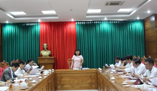 Họp nâng cấp Trường Trung cấp Y tế Đắk Lắk lên Trường Cao đẳng Y tế Đắk Lắk