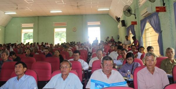 Tuyên truyền Bảo hiểm y tế trên địa bàn thành phố Buôn Ma Thuột.