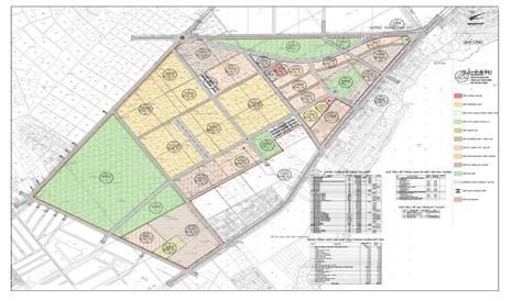 Điều chỉnh Quy hoạch phân khu tỷ lệ 1/2000 Khu đô thị mới Km7, phường Tân An, thành phố Buôn Ma Thuột